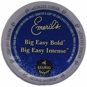 Emeril's Big Easy Bold Coffee, K-Cup for Keurig Brewers, 24 Count