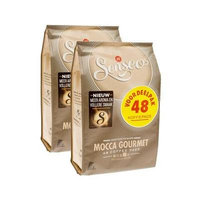 Senseo Coffee Pods - 48 Pods - Different Flavor - Imported From Netherlands (Mocca, 96)