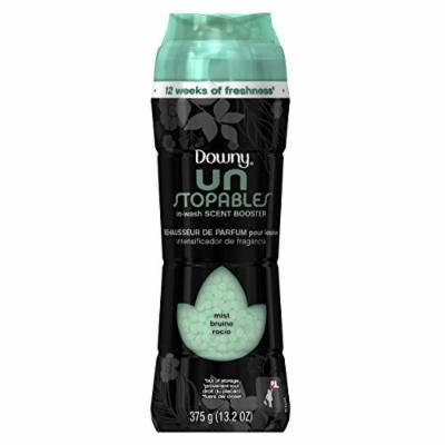 Downy Unstoppable Mist In-Wash Scent Booster Detergent, 13.2 Ounce
