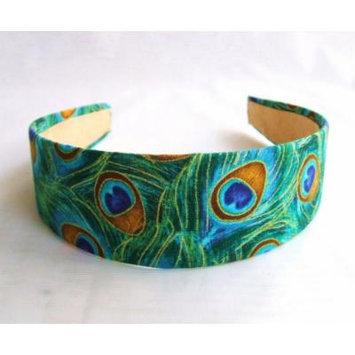 Peacock Headband