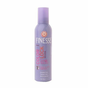 Finesse Color Lock Mousse, Extra Control 7 oz (198 g)