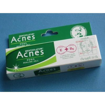 2x Mentholatum Acnes Anti - Acne Treatment Prevent Pimple Sealing Jell 18g