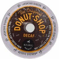 Keurig, The Original Donut Shop, Decaf, K-Cup packs, 30 Count