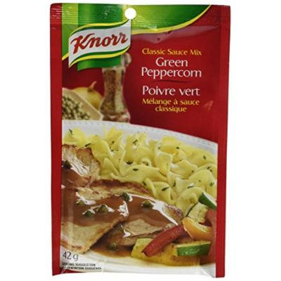 Knorr Green Peppercorn Sauce Mix 12x42g {Imported from Canada}