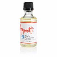 Amoretti Natural Pumpkin Pie Extract, 2 Fluid Ounce