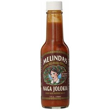 Melinda's Naga Jolokia Hot Sauce, 5 Oz