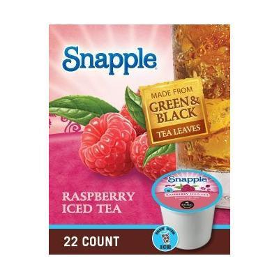 Keurig, Snapple, K-Cup packs, 44 Count