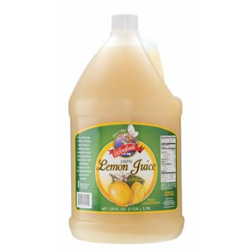 Woeber's Lemon Juice -one gallon