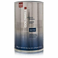 Goldwell Oxycur Platin Lightening Powder Dust-Free Hair Coloring Products