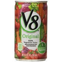 V8 100% Vegetable Juice, Original, 5.5 Ounce (Pack of 48)