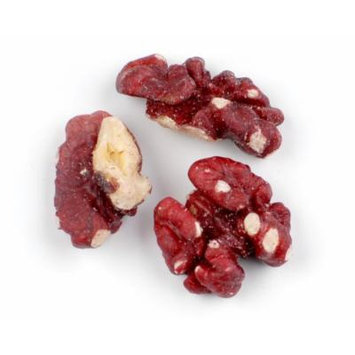 Raw Red Walnut Halves & Pieces, 5 lb bag