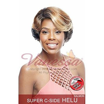 Vanessa Super Collection Side Part Synthetic Hair Wig - Super C Helu-C.SAND