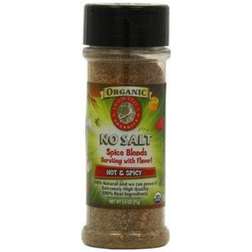 Aromatica Organics Salt Free Hot N Spicy Seasoning, 2.5-Ounce