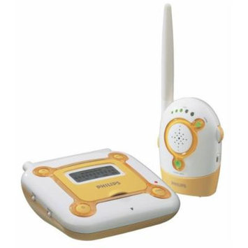 Philips SBCSC469 Dial Up Digital Baby Monitor