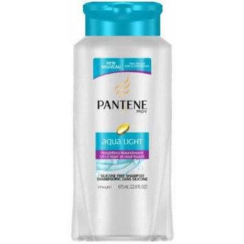 Pantene Pro-V Shampoo ~ AQUA LIGHT ~ Large 22.8oz Bottle (1/PK)