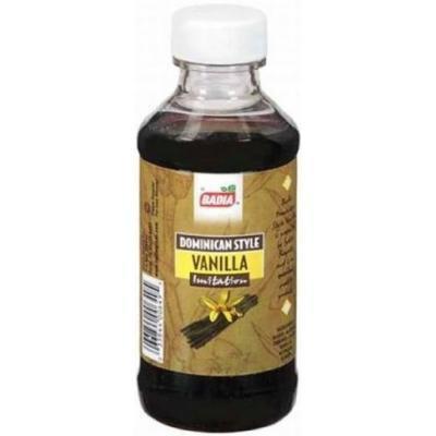 Badia Vanilla (Imitation Dominican Style) 16 oz (Pack of 12)