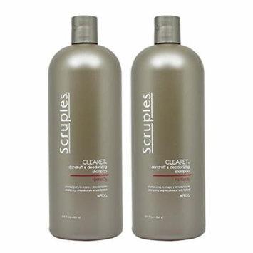 Scruples Clearet Dandruff and Deodorizing Shampoo 32oz