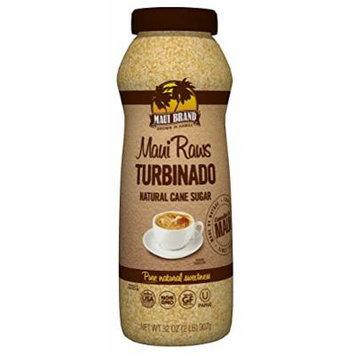 Maui Brand Turbinado Natural Cane Sugar, 6 Count