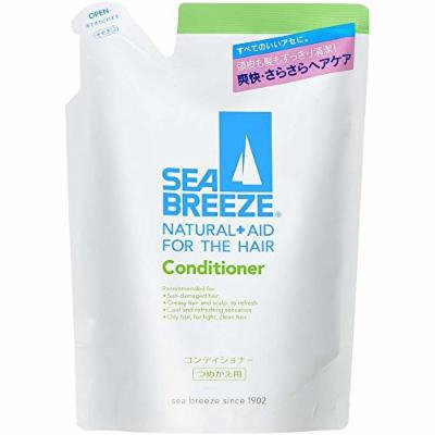 Shiseido SEA BREEZE , Hair Care Conditioner , Conditioner Refill 400ml