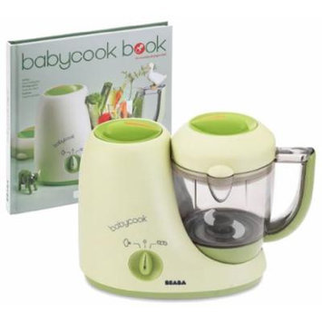 Beaba Babycook Classic Baby Food Maker with Cookbook, Sorbet