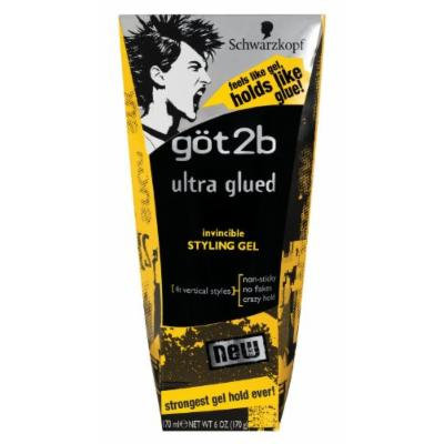 göt2b Ultra Glued Invincible Styling Gel (Pack of 3)