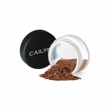 Cailyn Cosmetics Loose Mineral Eyeshadow, Rosy Brown, 0.1 Ounce