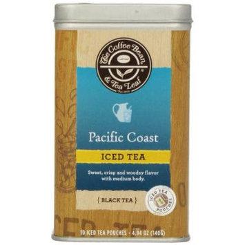 The Coffee Bean & Tea Leaf Pacific Coast Iced Black Tea, 4.94-Ounce