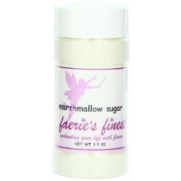 Faeries Finest Sugar, Marshmallow, 3.5 Ounce