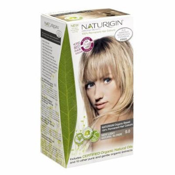 Naturigin Permanent Hair Color, Very Light Natural Blonde