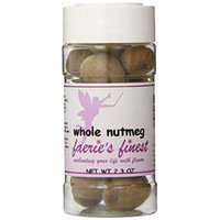 Faeries Finest Whole Nutmeg, 2.30 Ounce