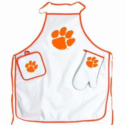 NCAA Clemson Tigers BBQ Set