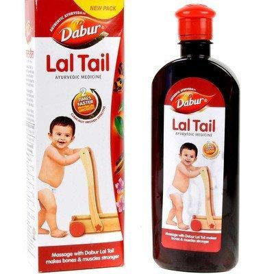 Dabur Lal Tail 100ml (Pack of 6)