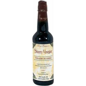 Sherry Wine Vinegar, Aged - Don Bruno (25.4oz)