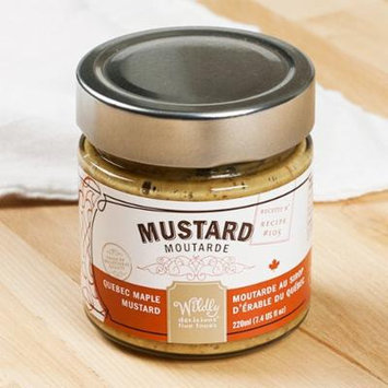 Quebec Maple Mustard (7.4 ounce)