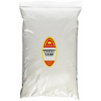Marshalls Creek Spices Family Size Refill Arrowroot, 40 Ounces