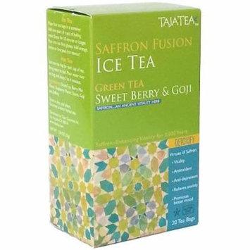 Saffron Green Ice Tea Sweet Berry & Goji (5 pack)