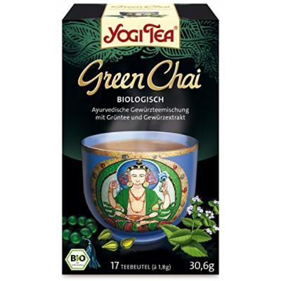 Yogi Tee Green Chai