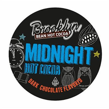 Brooklyn Bean Roastery Midnight Single-Cup Hot Cocoa for Keurig K-Cup Brewers, 40 Count