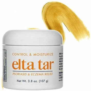 Elta Tar Solution-for Psoriasis or Eczema, 3.8 OZ (PACK OF 3)