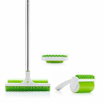 Cleaning Wonder (3 Piece Set) - Reusable Wet Mop, Lint Roller, Portable Roller