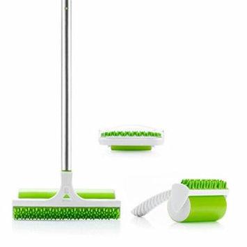 Cleaning Wonder (3 Piece Set) - Reusable Wet Mop, Lint Roller, Portable Roller
