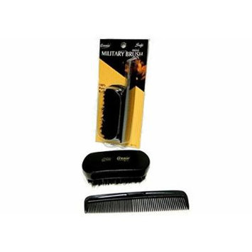 Annie mini pocket small manclub combo brush #2115 - SOFT-, soft bristles, natural bristles, boar bristles, hair comb, hair brush, long hair, short hair,