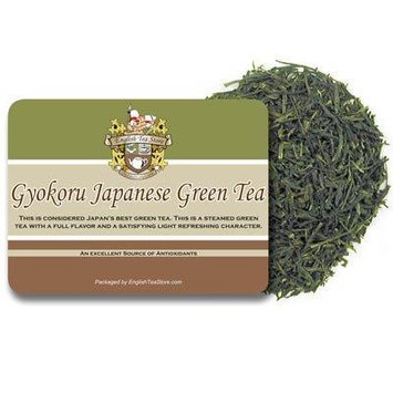 Gyokuro Japanese Green Tea - Loose Leaf - 16oz