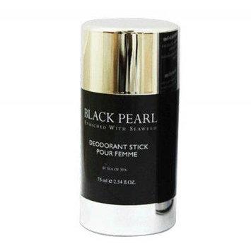 Sea Of Spa Black Pearl Deodorant Stick Pour Femme 75ml 2.54fl.oz