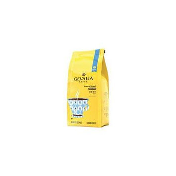 Gevalia French Roast Dark Whole Bean Coffee, 12 oz(Pack of 4)