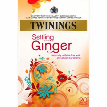 Twinings Settling Ginger 20 Btl. 35g