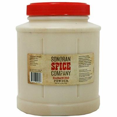 Habanero Powder, Pure 1 Kg (2.2 Lbs)