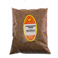 Marshalls Creek Spices Family Size Refill Coriander Seed Whole Seasoning, 20 Ounce
