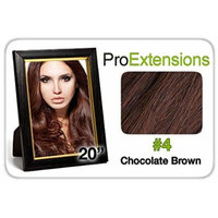 Pro Lace 20Inches #4 Chocolate Brown Size One