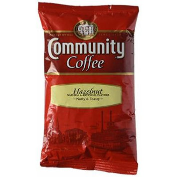 Community Coffee Pre-Measured Packs Toasted Hazelnut, 20 Count